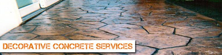 Decorative Concrete Services