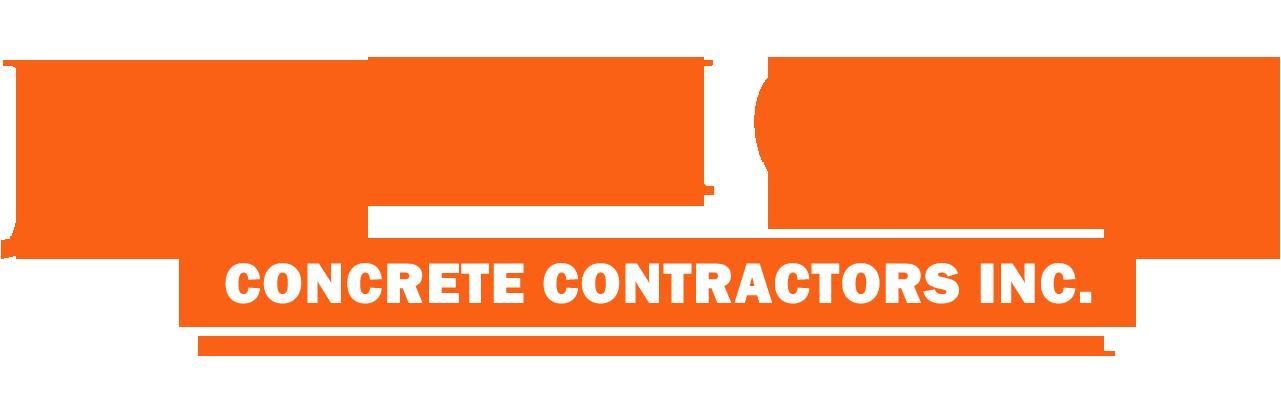 D. Lalicata Concrete Logo
